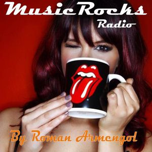 Music Rocks radio by roman armengol